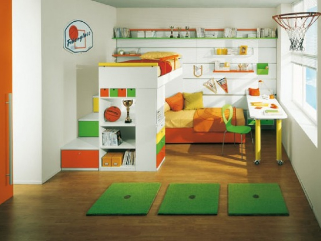 Toddler Bedroom Ideas for Boys