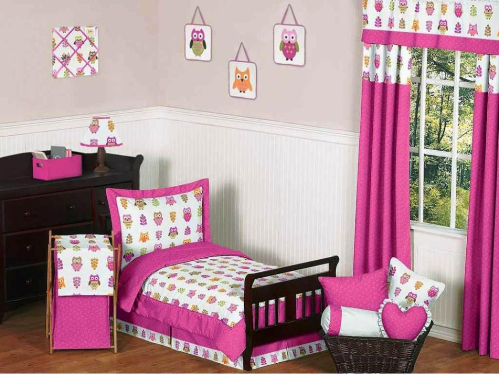 Toddler Girl Bedroom Sets