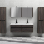 Wall Mounted Bathroom Cabinets