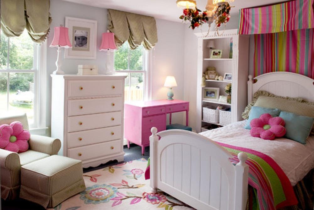 White Childrens Bedroom Furniture Sets