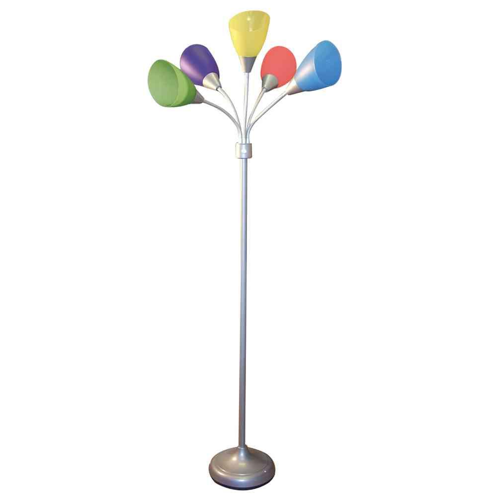 5 Head Floor Lamp
