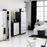 Black and White Bedroom Sets