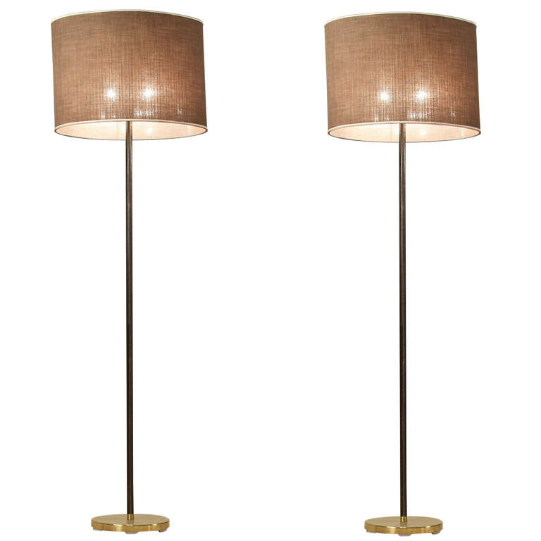 Brown Floor Lamps