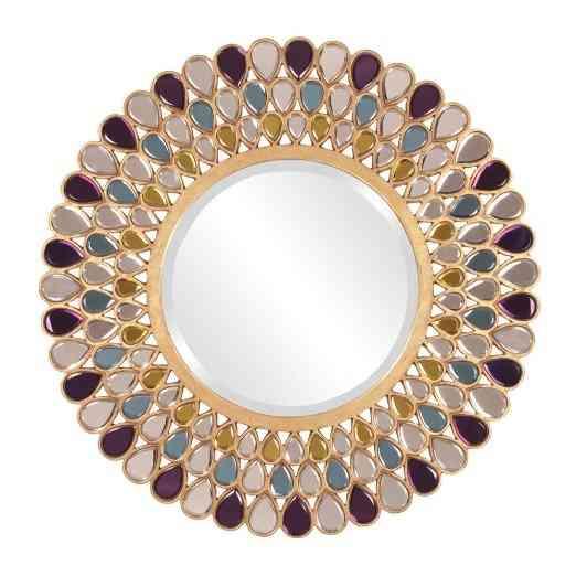 Decorative Round Wall Mirrors
