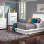 Dimora White Bedroom Set