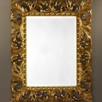 Gold Wall Mirrors