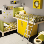 Grey and Yellow Bedroom Decorating Ideas