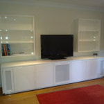 Home Theater Cabinet Design