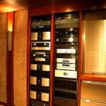 Home Theater Media Cabinet