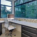Long Corner Desk