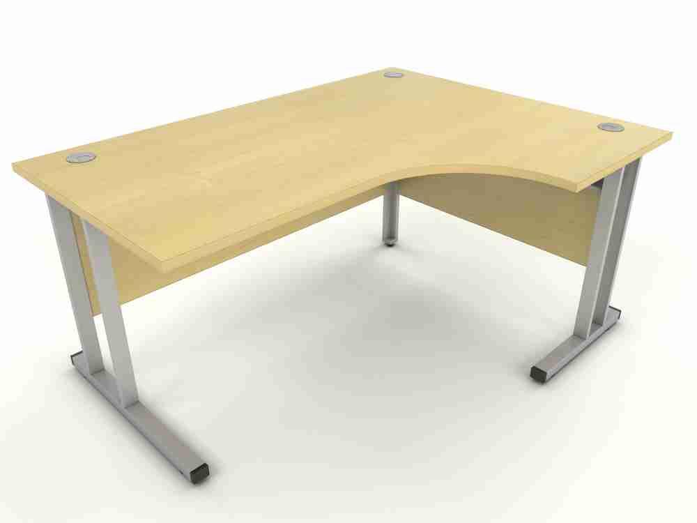 Maple Corner Desk