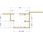 Mudroom Floor Plans