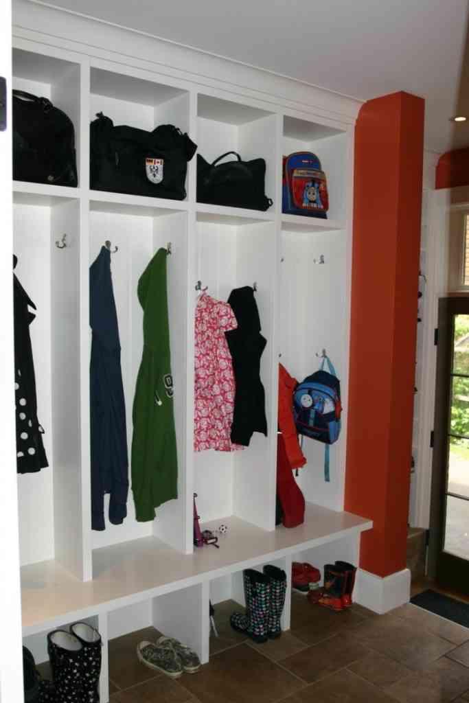 Mudroom Storage Furniture