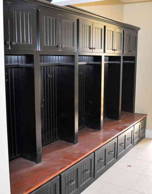 Mudroom Storage Units