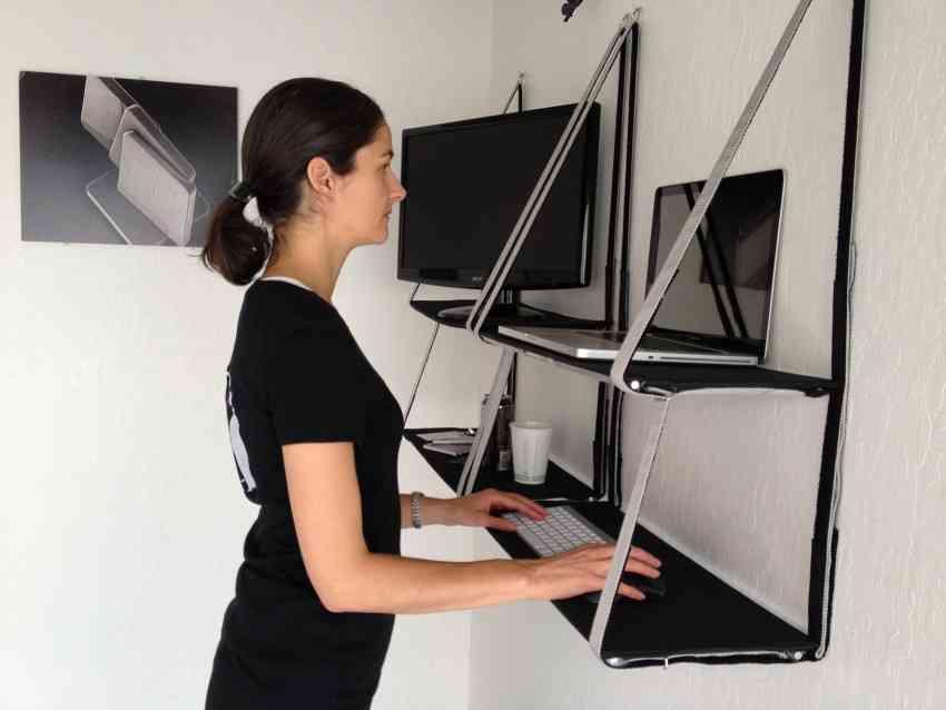 Ninja Standing Desk