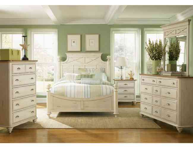 Off White Bedroom Set