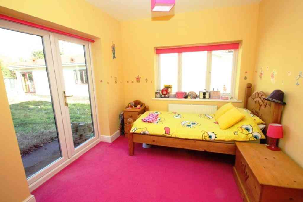 Pink and Yellow Bedroom Ideas