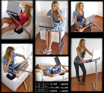 Laptop Standing Desks: Portable or Non-Portable