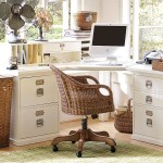 Pottery Barn Corner Desk