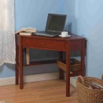 Small Corner Writing Desk