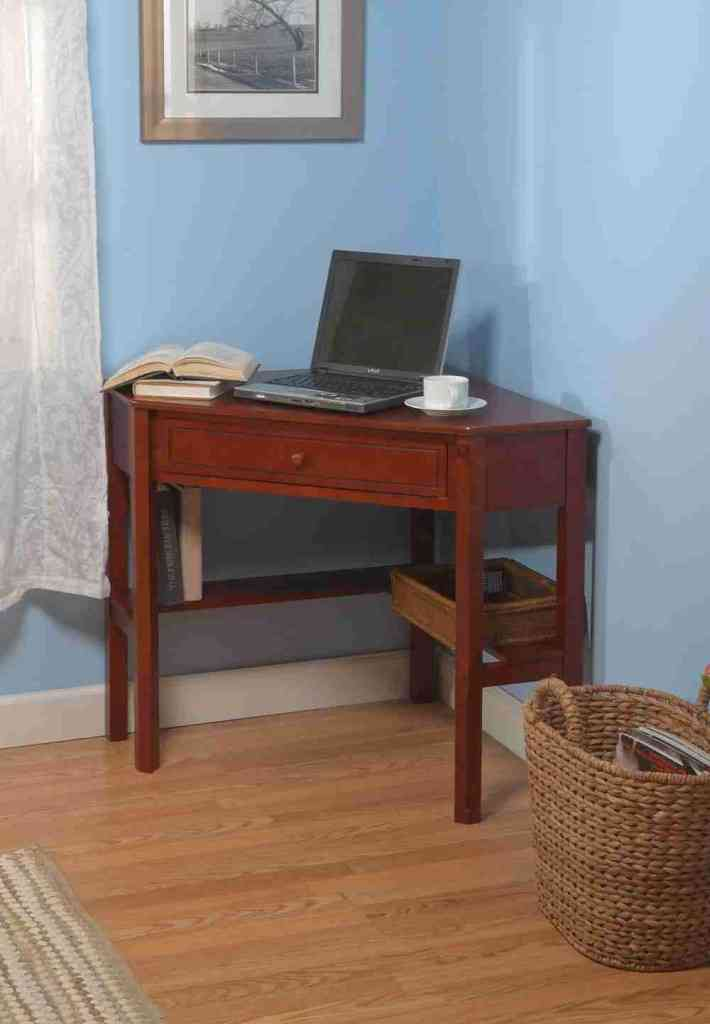 Small Corner Writing Desk