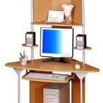 Tall Corner Desk