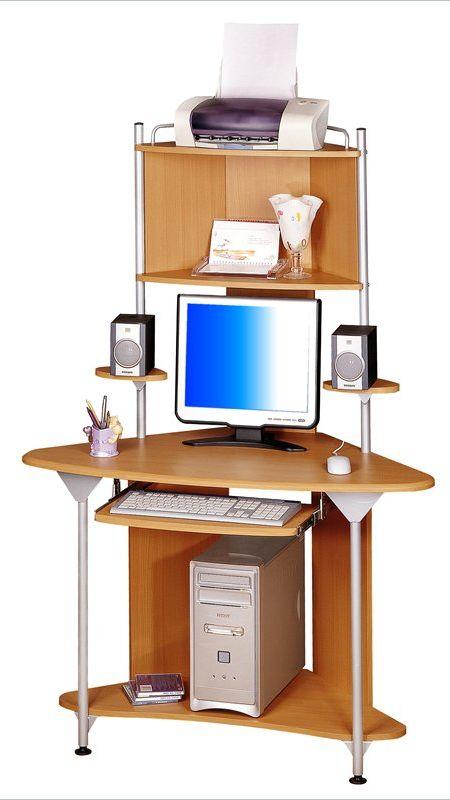 Tall Corner Desk Decor Ideas