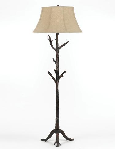 Tree Branch Floor Lamp