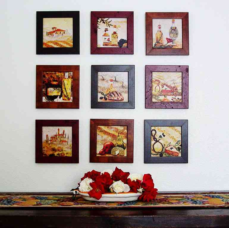 Wall Decorations for Kitchen
