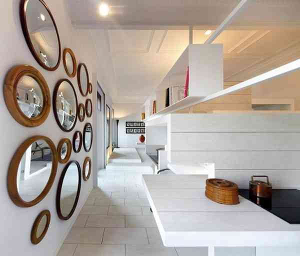 Wall Mirror Decorating Ideas