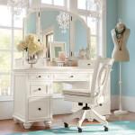 White Bedroom Vanity Set