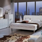 White Lacquer Bedroom Set