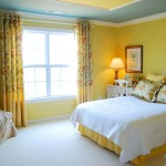Yellow Bedroom Paint
