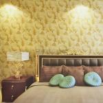 Yellow Bedroom Wallpaper
