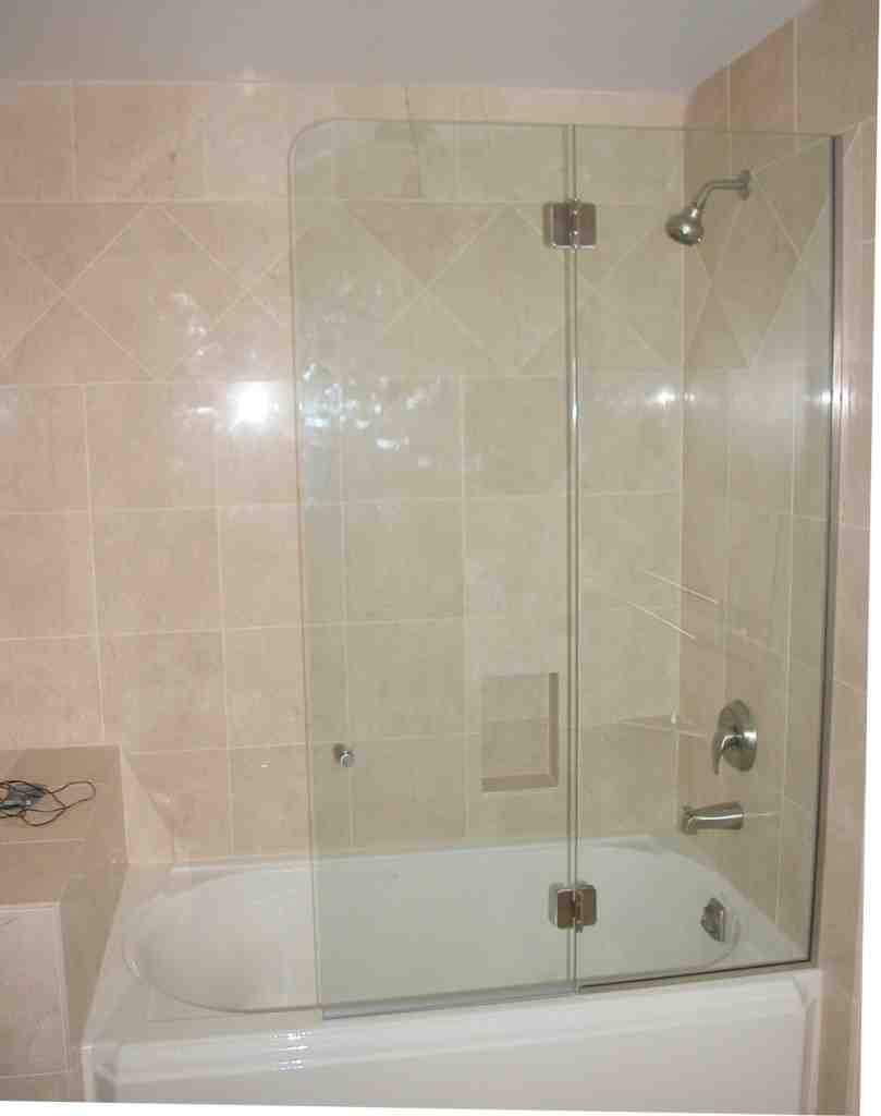 38 Glass Shower Door