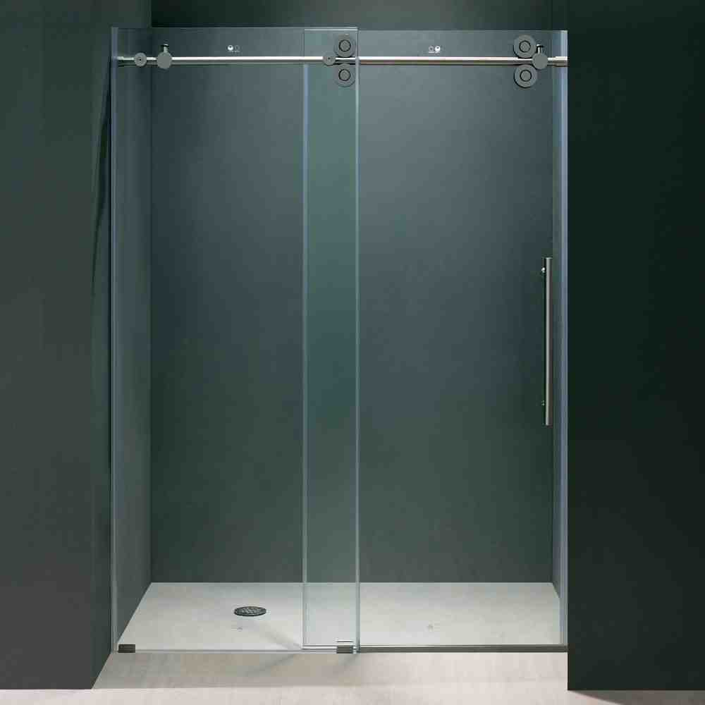 48 Glass Shower Door