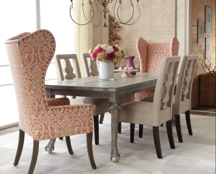 Accent Dining Room Chairs