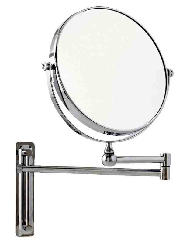 Adjustable Bathroom Mirror