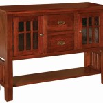 Amish Sideboard