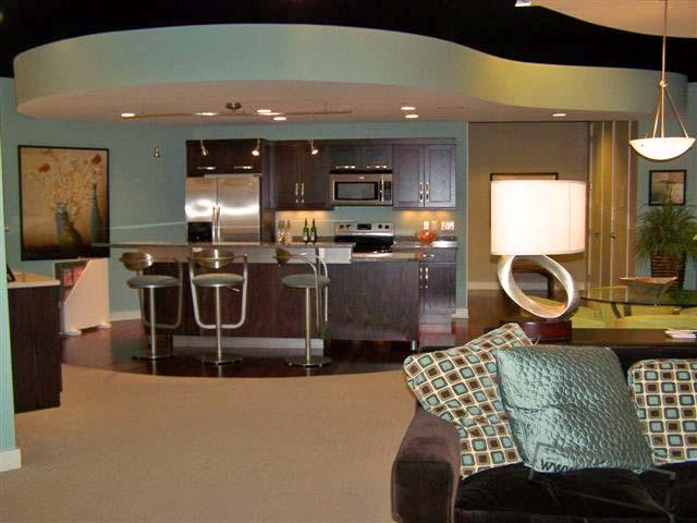 Bar for Living Room