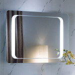 Bathroom Mirror Demister
