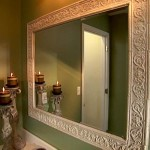 Bathroom Mirror Trim Kit