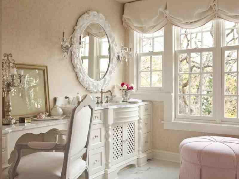 Beautiful Bathroom Mirrors