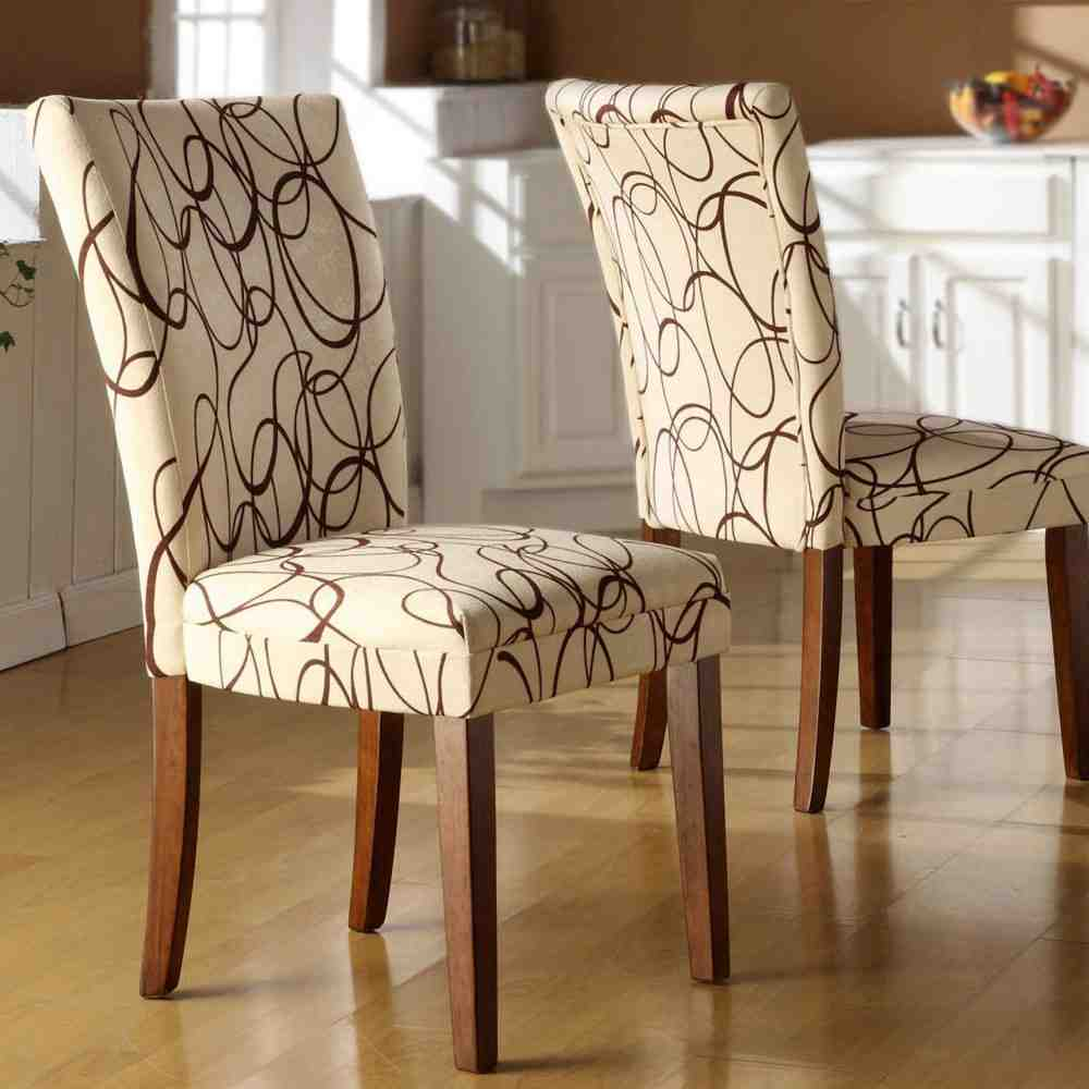 Best Fabric for Dining Room Chairs - Decor Ideas