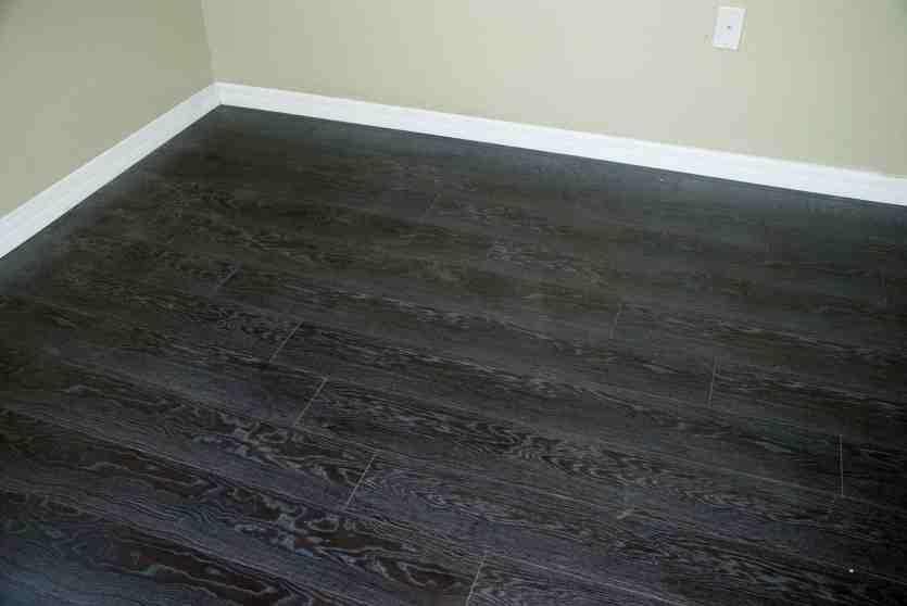Black Laminate Wood Flooring