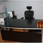 Black Office Desk Furniture