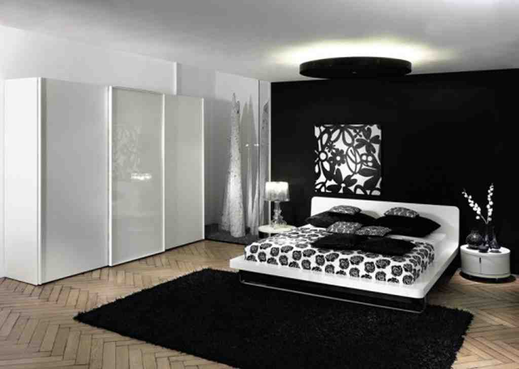 Black and White Bedroom Furniture Sets - Decor Ideas