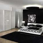 Black and White Bedroom Furniture Sets