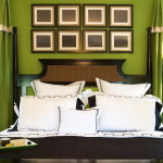 Brown and Green Bedroom Ideas