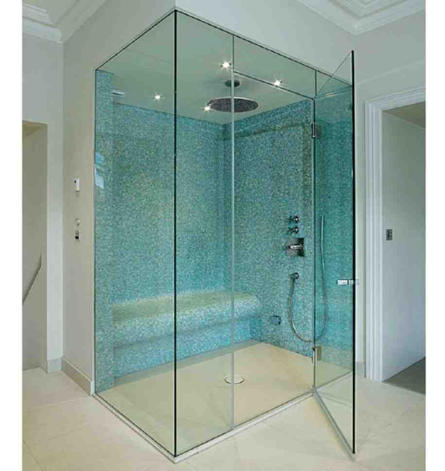 Custom Glass Shower Doors Frameless